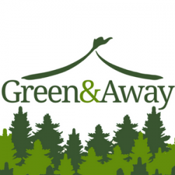 Green & Away